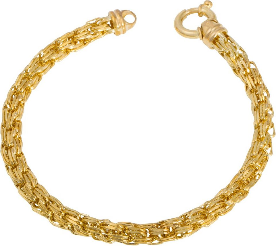 firetti Armband in Gelbgold 375