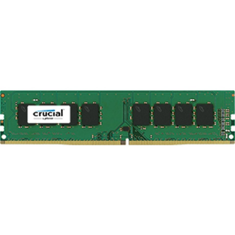 Crucial Arbeitsspeicher »DIMM 8 GB DDR4-2400«