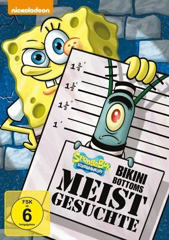 DVD »SpongeBob Schwammkopf - Bikini Bottoms...«