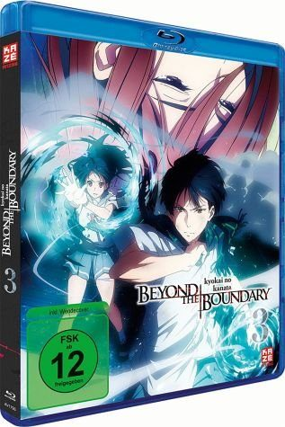 Blu-ray »Beyond the Boundary - Vol. 3«