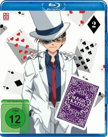 Blu-ray »Magic Kaito - Kid the Phantom Thief, Vol. 2«