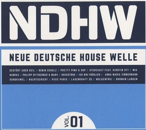 Audio CD »Various: Ndhw-Neue Deutsche House Welle«