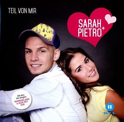 Audio CD »Sarah & Pietro: Teil Von Mir«