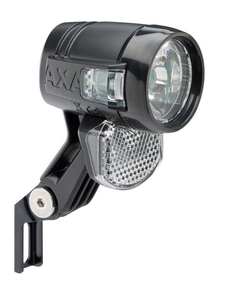 AXA Fahrradbeleuchtung »Blueline30T Steady Auto Scheinwerfer«