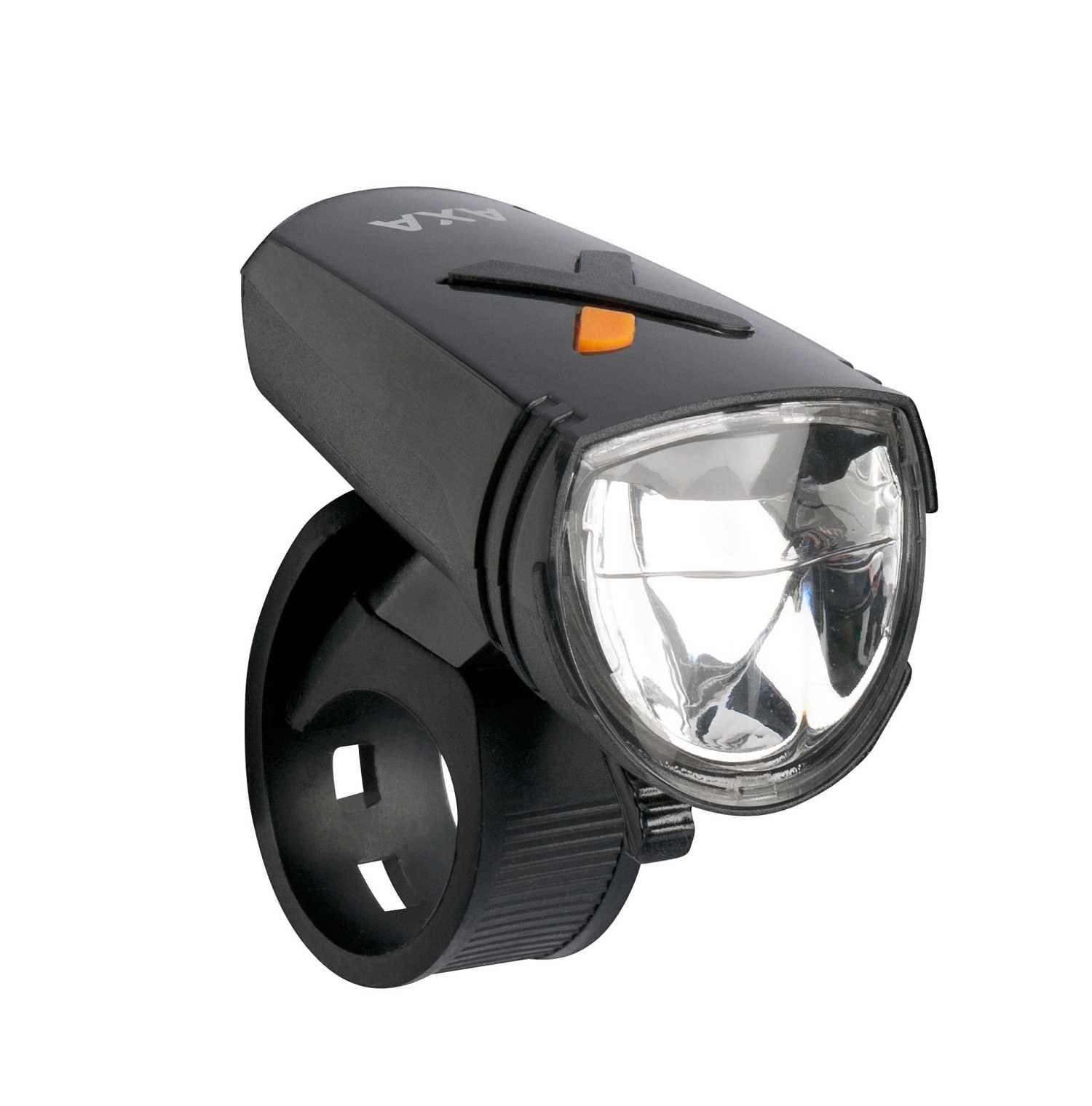 Axa Fahrradbeleuchtung »Greenline15 LED-Akkuscheinwerfer«