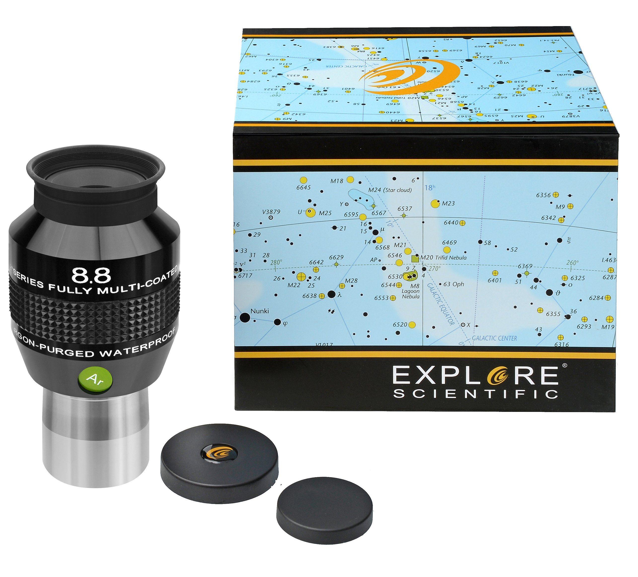 """BRESSER Teleskop »EXPLORE SCIENTIFIC 82° Ar Okular 8,8mm (1,25"""")«"""