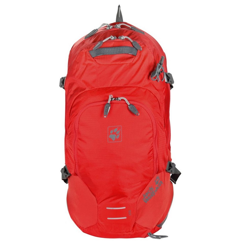 Jack Wolfskin Daypacks & Bags ACS Stratosphere 20 Pack Rucksack 51 cm in red fire