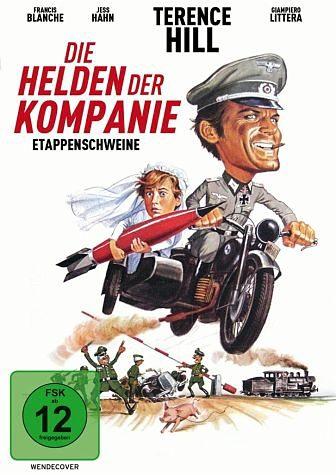 DVD »Die Helden der Kompanie - Etappenschweine«