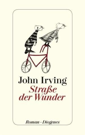 Buch mit Leinen-Einband »Straße der Wunder«