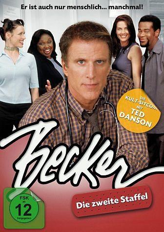 DVD »Becker - Die zweite Staffel (3 Discs)«