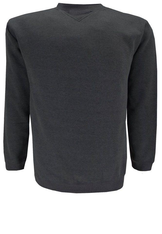 Rockford Sweatshirt in Schwarz
