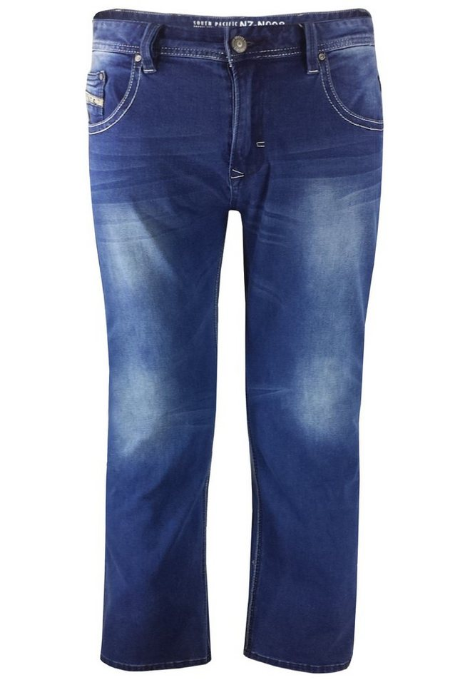 greyes Jeans Stretch Tallsize in Blau