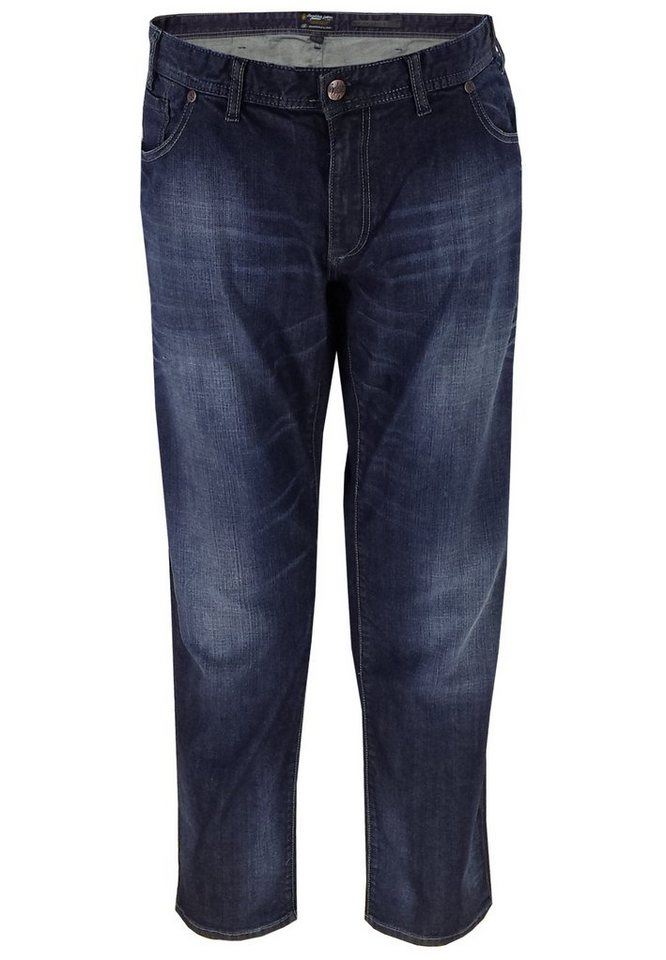 replika Jeans Tallsize in Blau