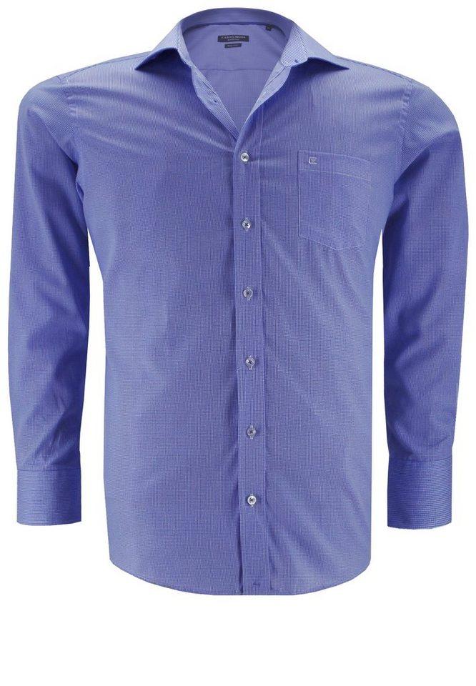 Casamoda Oberhemd in Blau