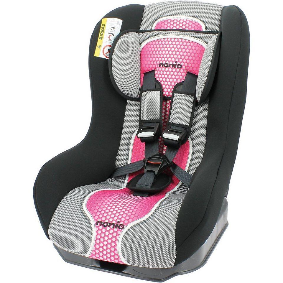 Osann Auto-Kindersitz Maxim, Pop Pink in pink