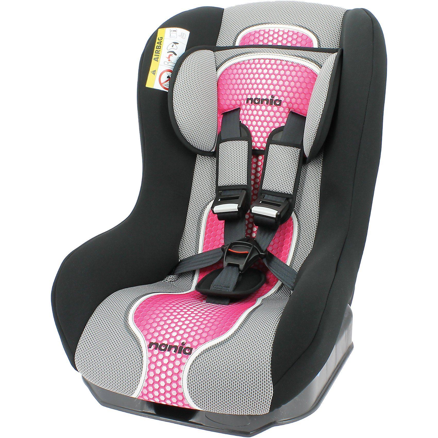 Osann Auto-Kindersitz Maxim, Pop Pink, 2017