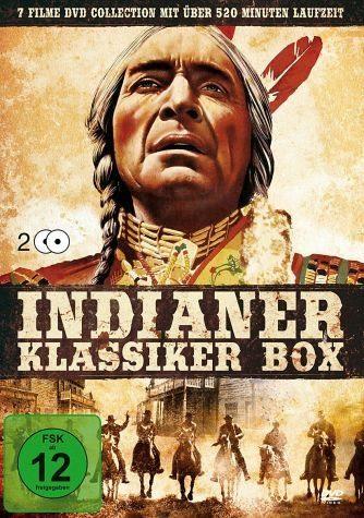 DVD »Indianer Klassiker Box (2 Discs)«