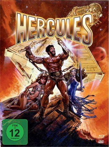Blu-ray »Hercules (Mediabook, + 2 DVDs)«