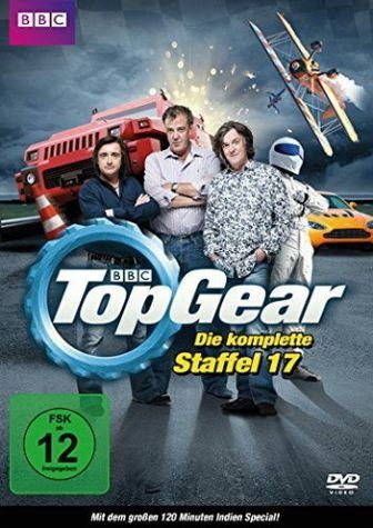 DVD »Top Gear - Die komplette Staffel 17«