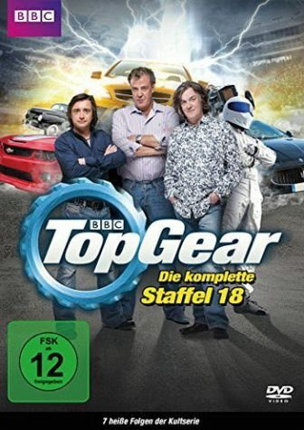 DVD »Top Gear - Die komplette Staffel 18«