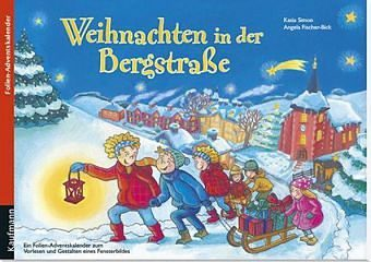 Broschiertes Buch »Weihnachten in der Bergstraße«