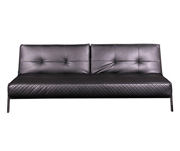 kasper wohndesign schlafsofa kunstleder schwarz relax tilda online kaufen otto. Black Bedroom Furniture Sets. Home Design Ideas