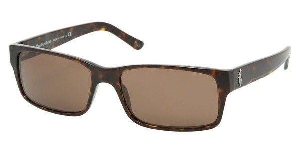 Polo Herren Sonnenbrille » PH4049« in 500373 - braun/braun