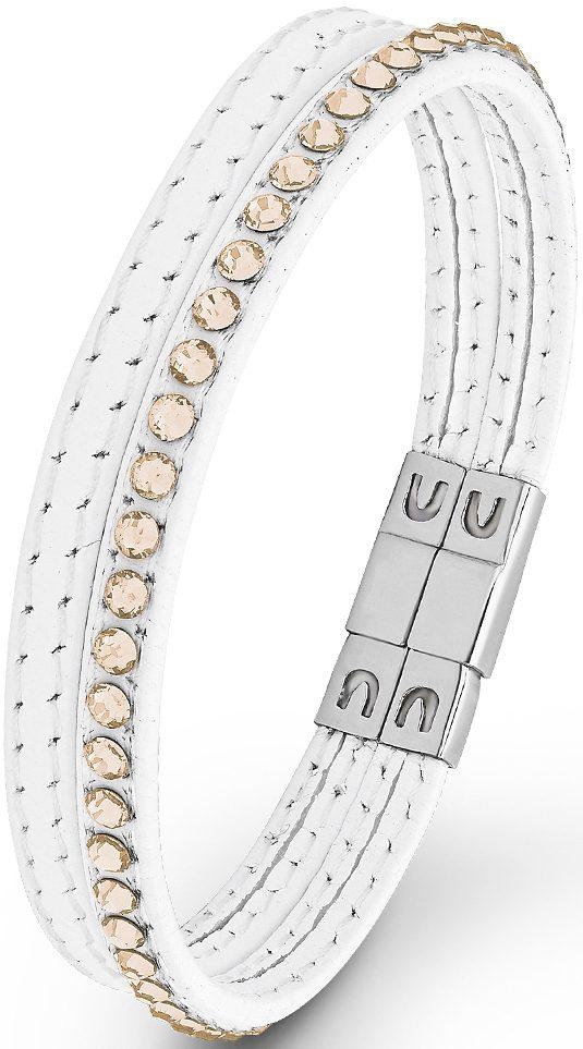 s.Oliver Armband mit Swarovski® Kristallen, »SO1429/1«