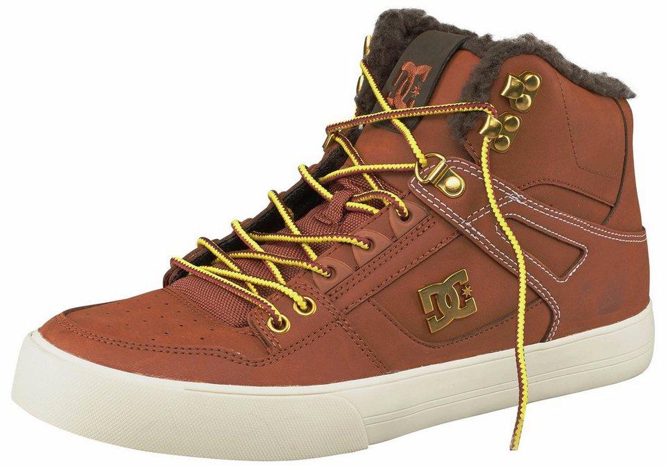 DC Shoes »Spartan High WC M Shoe« Sneaker in braun