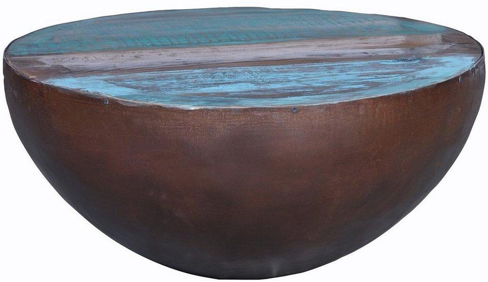 SIT Halbrunder Couchtisch »Fridge«, in zwei Größen in bunt