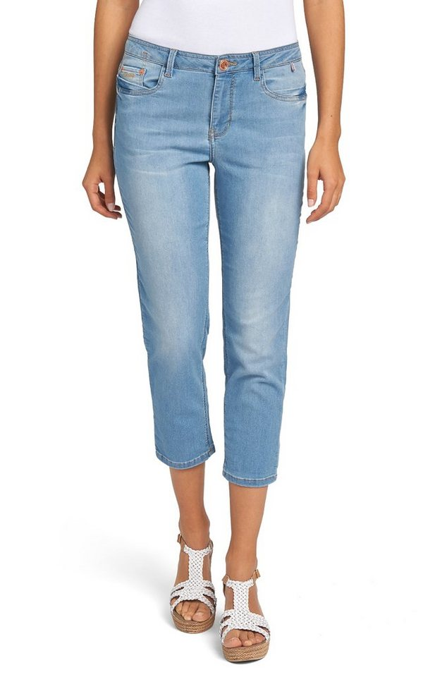 H.I.S Jeans »Marylin Ankle« in Sun Dry Blue