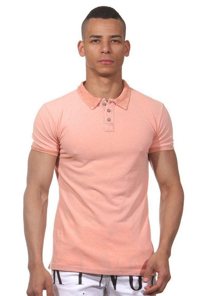CATCH Poloshirt in orange