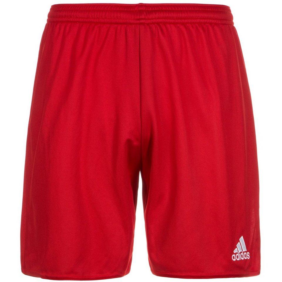 adidas Performance Parma 16 Short Herren in rot / weiß
