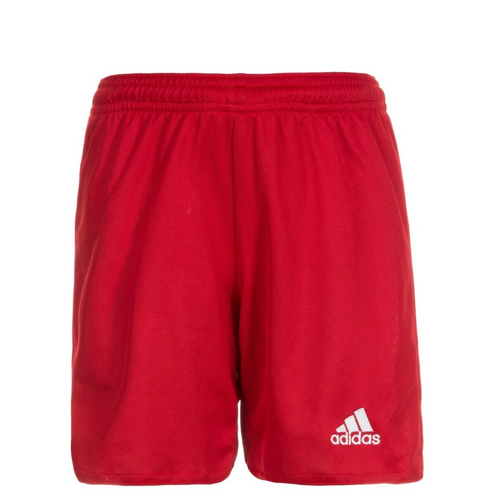 adidas Performance Parma 16 Short Kinder in rot / weiß