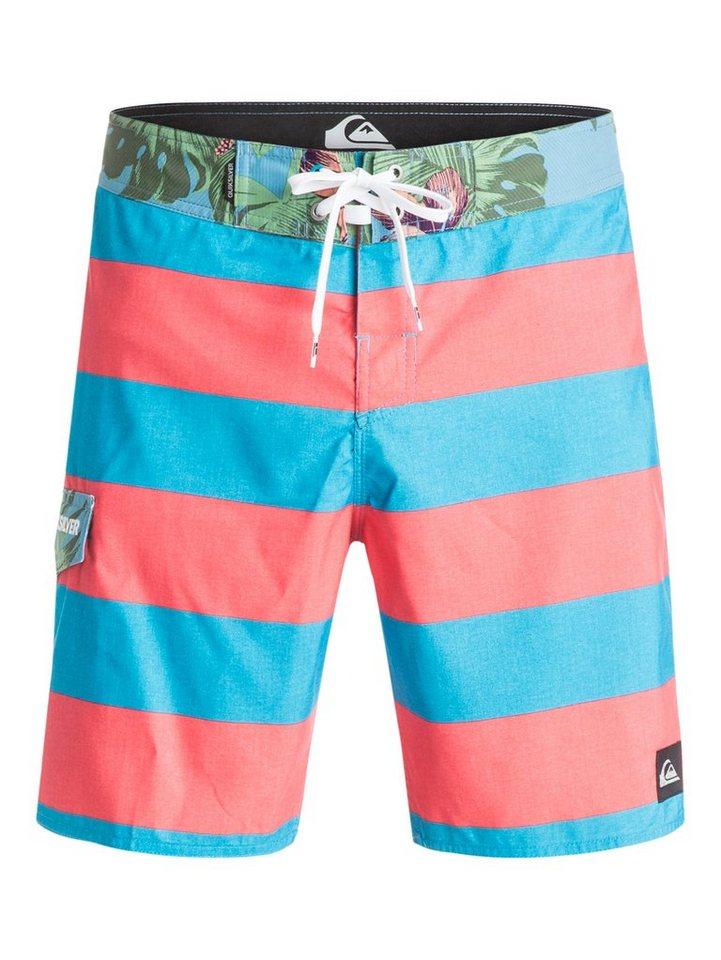 Quiksilver Boardshort »Everyday Brigg 18« in everyday brigg hawaiian
