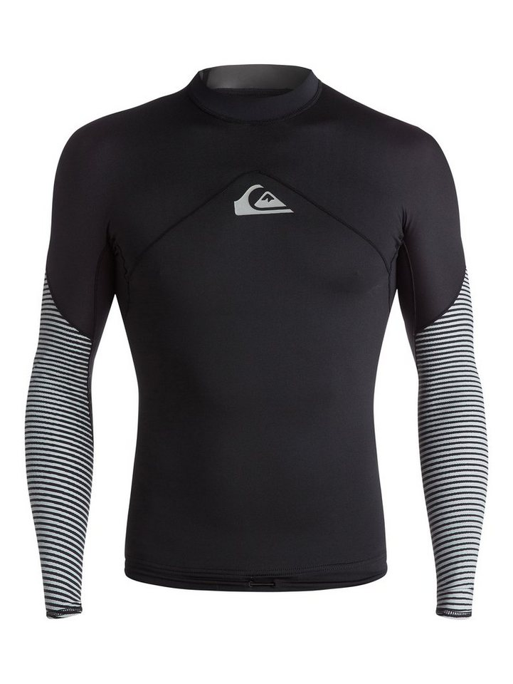 Quiksilver Rash Vest »Tropix« in Black