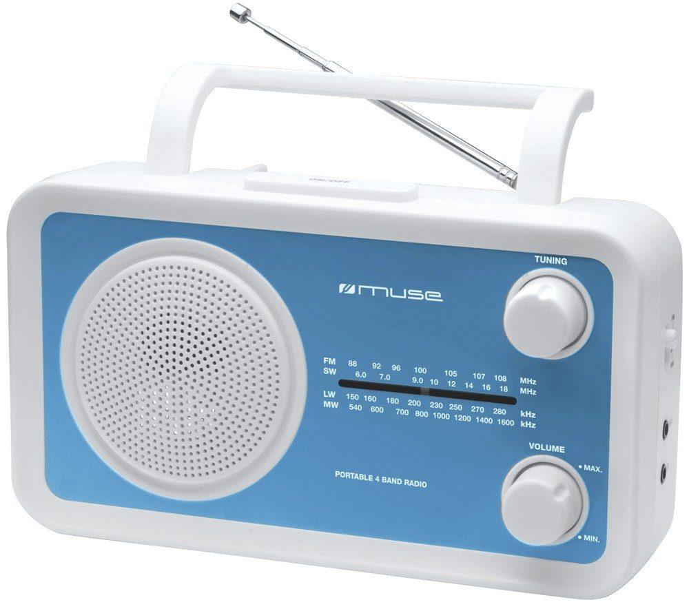 Muse Kompaktradio »M-05 BL«
