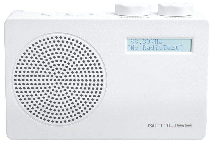Muse Digital-Radio in schlichtem Design »M-100 DW«