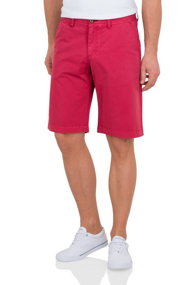 Redpoint Chino Bermuda »Surray« in heather coral
