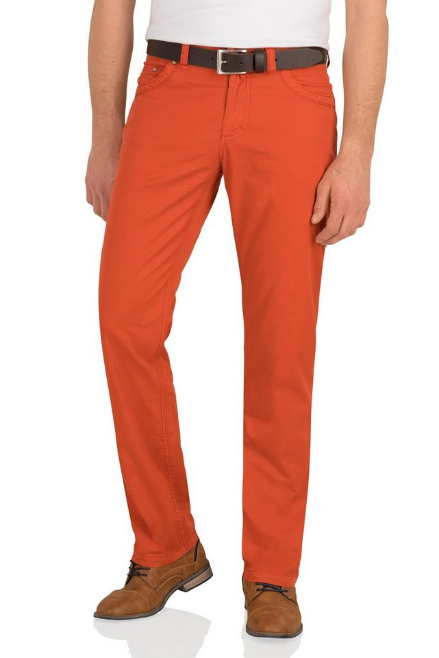 Redpoint Stretch 5-Pocket Québec in rot