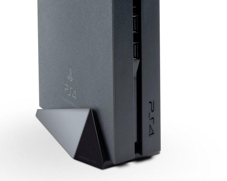 SPEEDLINK Standfuß für die PlayStation 4 »STACK Vertical Stand - für PS4«