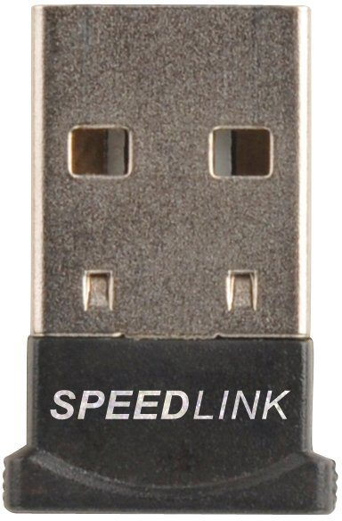 SPEEDLINK Bluetooth Adapter »VIAS Nano USB Bluetooth 4.0 Adapter schwarz«