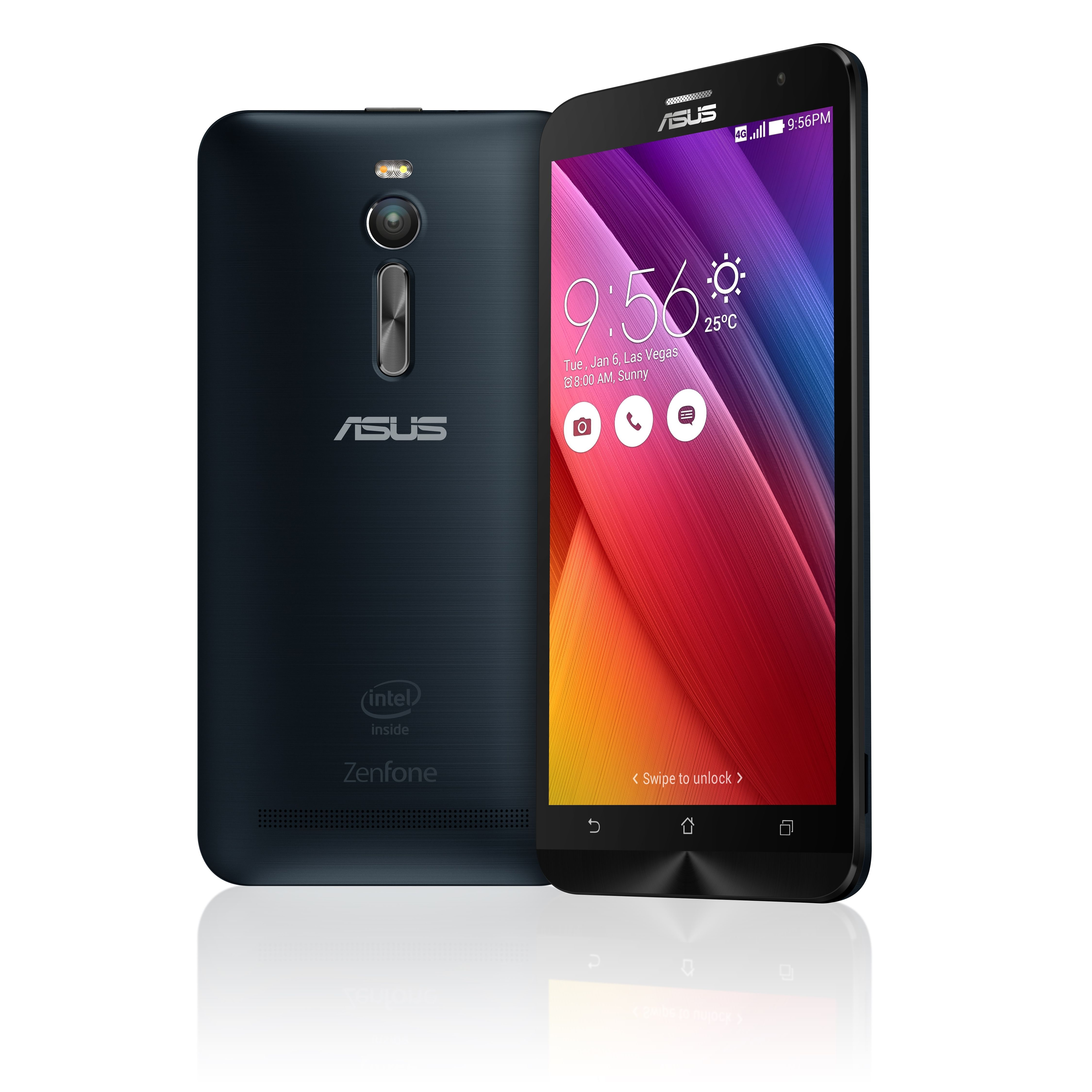 ASUS ZenFone 2 ZE551ML-6A739WW »Intel Atom Z3580, 13,9cm (5,5?), 32GB, 4 GB«