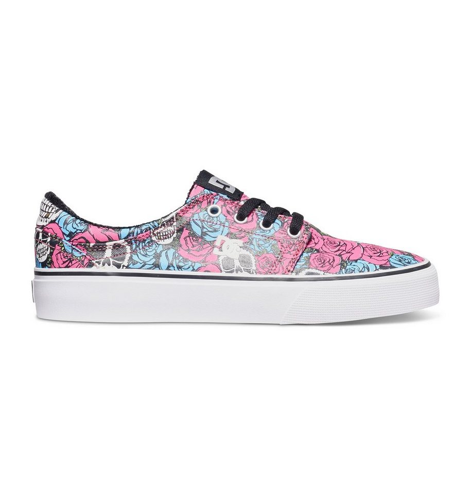 DC Shoes Schuhe »Trase X TR« in rose