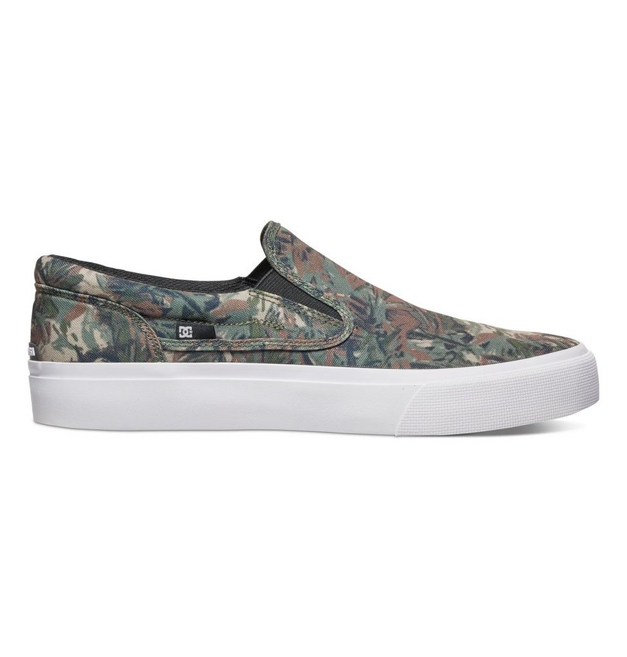 DC Shoes Slip-On Schuhe »Trase SP« in camo