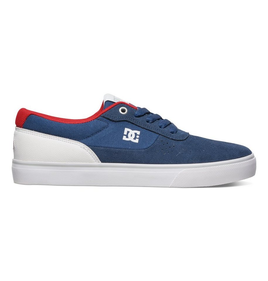 DC Shoes Low top »Switch S« in navy/white