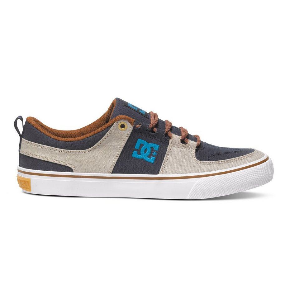 DC Shoes Low top »Lynx Vulc TX« in navy/khaki