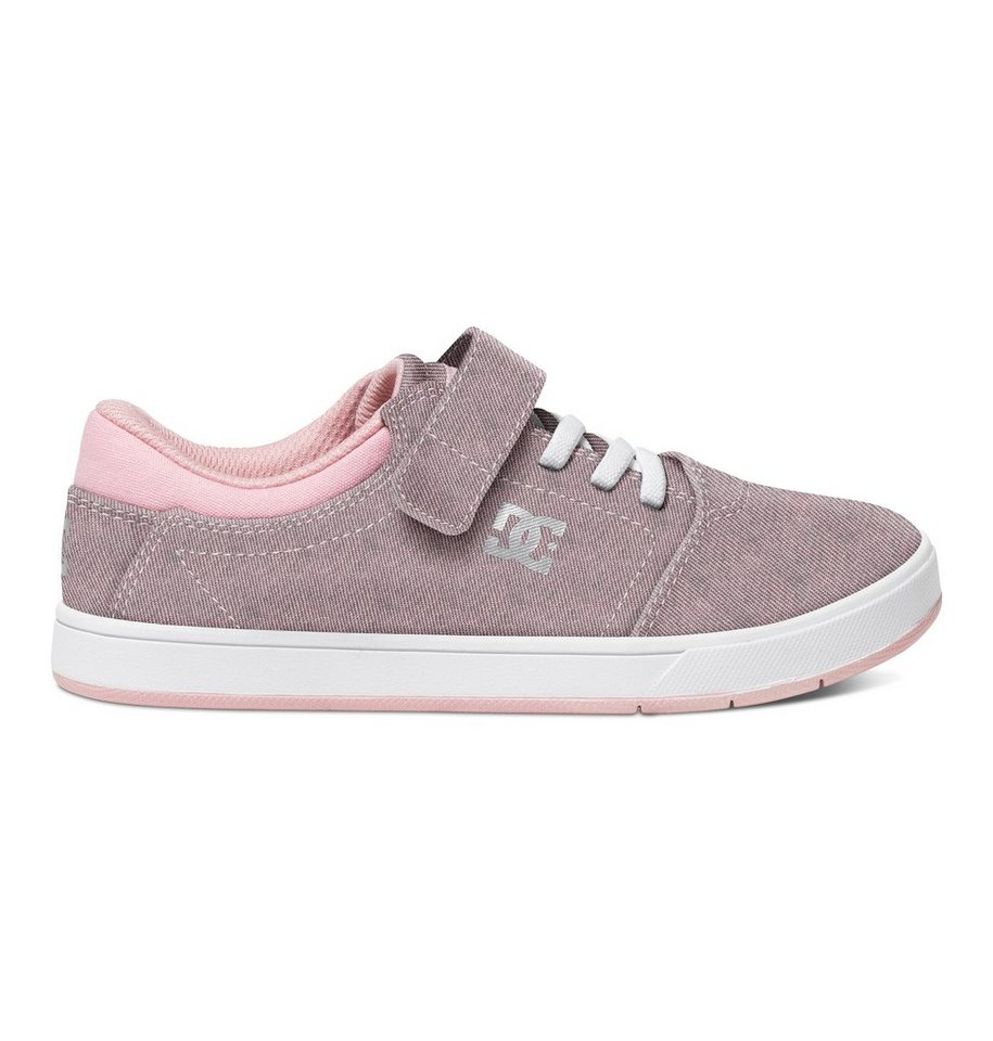 DC Shoes Low top »Crisis Ev TX SE« in pink/white