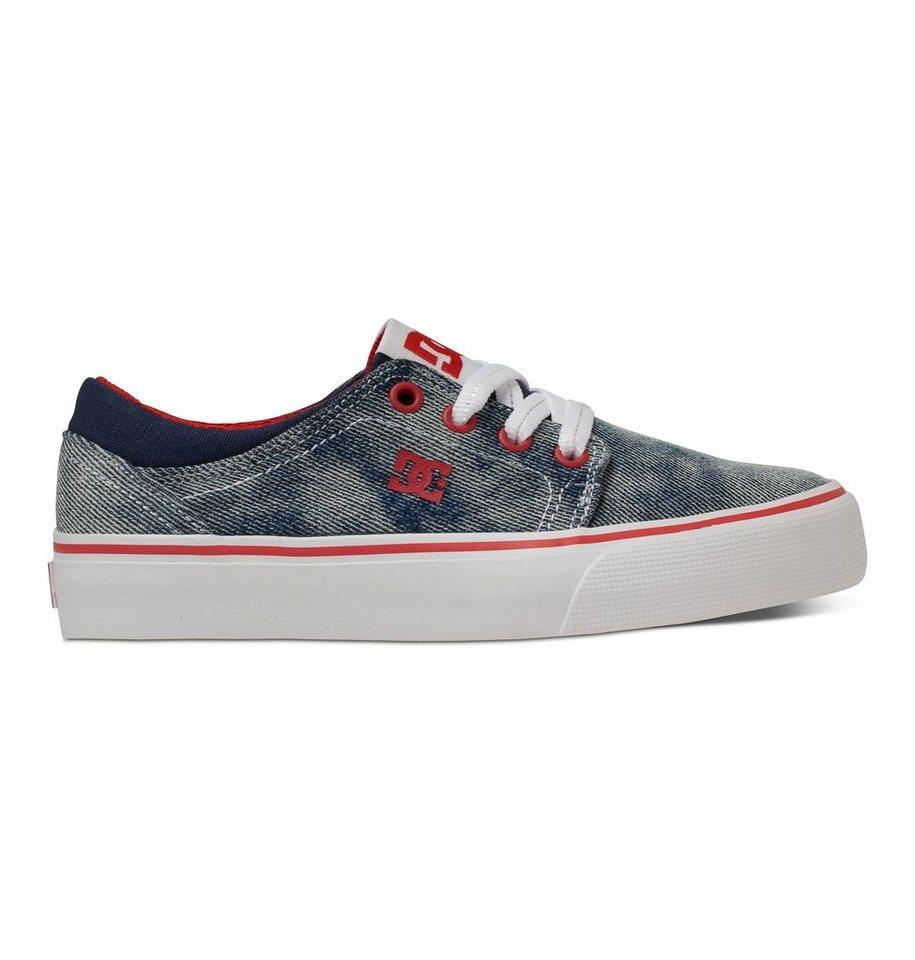 DC Shoes Low top »Trase TX SE« in Destroy indigo