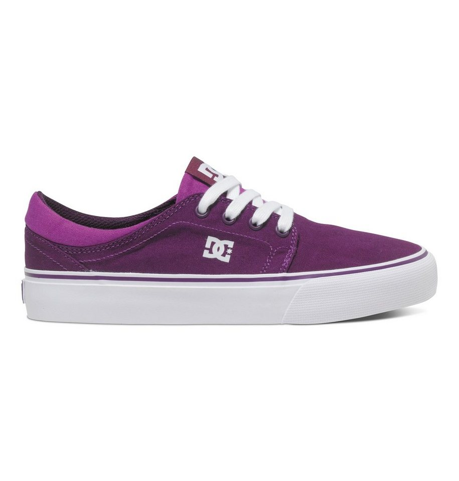 DC Shoes Low top »Trase TX« in purple wine